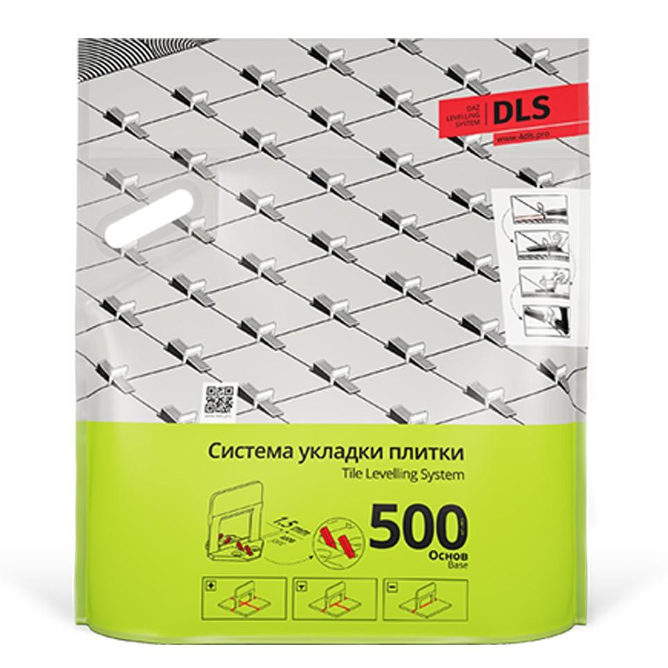 Система укладки и выравнивания плитки DLS СВП 500 Основ