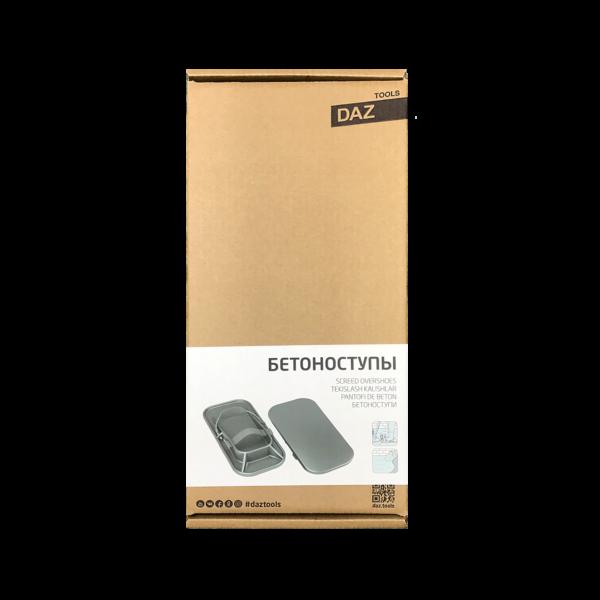 Упаковка бетоноступы для стяжки DAZ