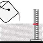 Маяки для стяжки наливного пола 3DPOL (50 шт/уп)