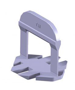 Клипс Карофит 4,0 мм (250 шт/уп; h 3-12 мм)