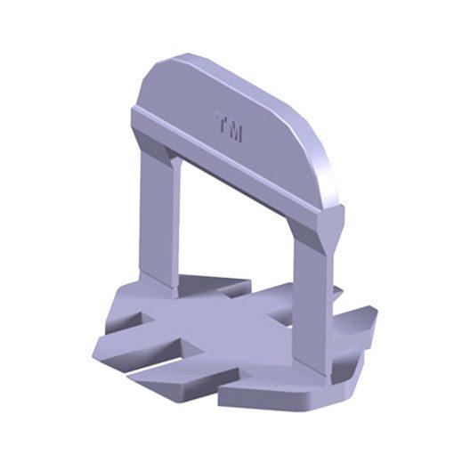 """Клипсы """"KAROFIT"""" 4,0 мм (250 шт/уп; h 3-12 мм). Система Выравнивания Плитки - СВП."""